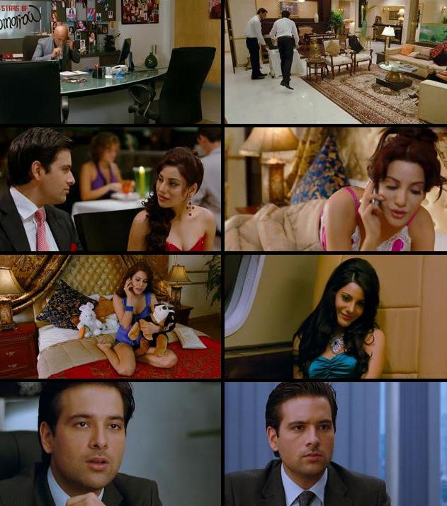 U R My Jaan 2011 Hindi 480p WEB HDRip 400mb