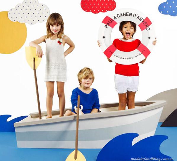 paula cahen d'anvers niños moda infantil 2014