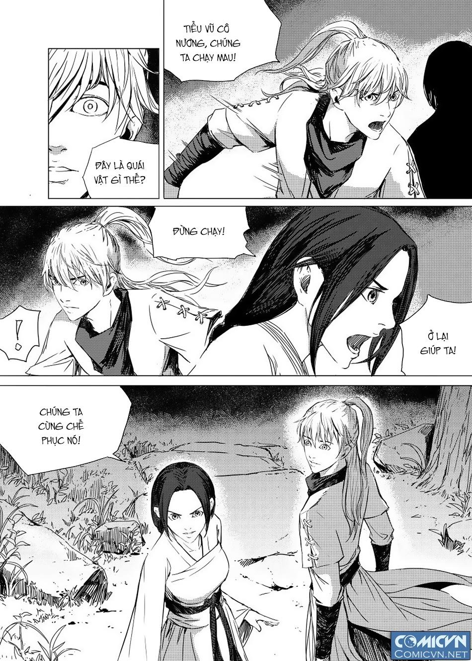Quỷ Sai Chapter 17 - Hamtruyen.vn