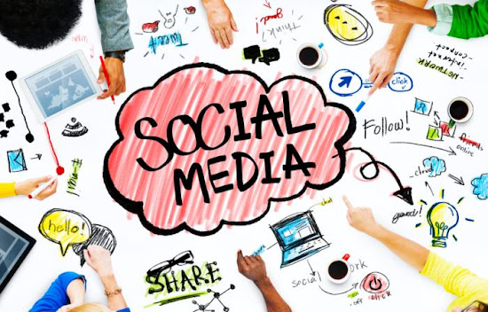 teknik content marketing via social media