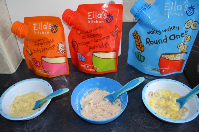 Ella S Kitchen Wakey Wakey Breakfast Range Love From Mummy
