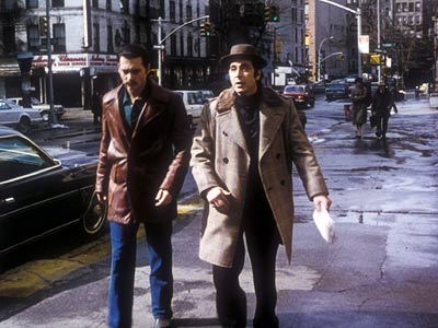 a movie review of donnie brasco Donnie brasco takes us into a world that the movies frequently open to us, but somehow this trip seems more real and less glamorized than most the result is a satisfying film going experience the result is a satisfying film going experience.