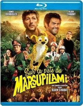 HOUBA! On the Trail of the Marsupilami (2012)