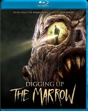 Digging Up the Marrow 2014 BRRip 480p 300mb