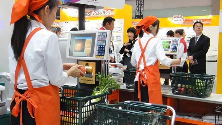 Supermarket Cashier Championships - Japan
