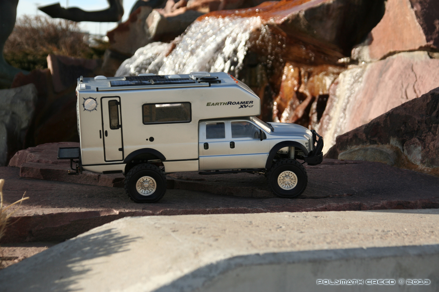 RC4WD, RC Driver, TCS, RPP, Amzaing Crafting Products, Garden Trucking,  Hobby TownUSA, Home Depot, Scott G, Lord Blackbeard, ...