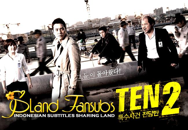 Subtitle Indonesia Special Affairs Team TEN 2