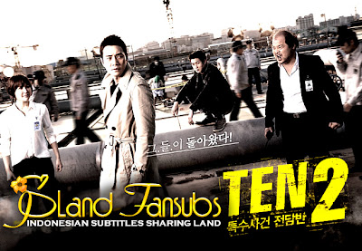 Subtitle Indonesia Special Affairs Team TEN 2