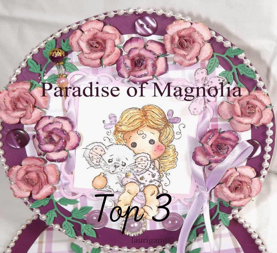 Top 3 - Thank you!