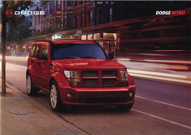 ダッジ・ナイトロ | Dodge Nitro (2007-2012)