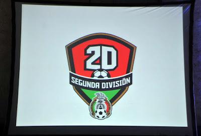 Nuevo Logotipo Segunda División México