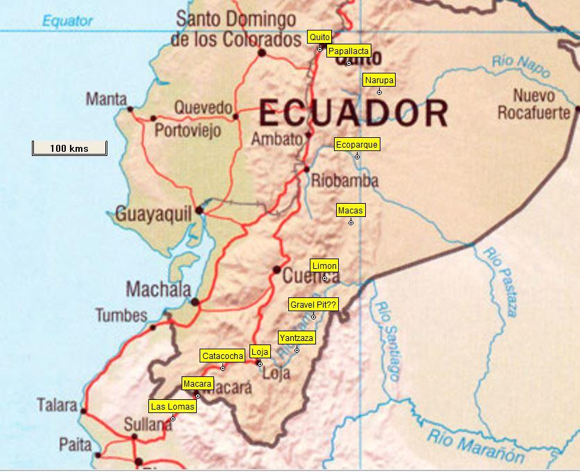 2015 Ecuador Peru July 2015