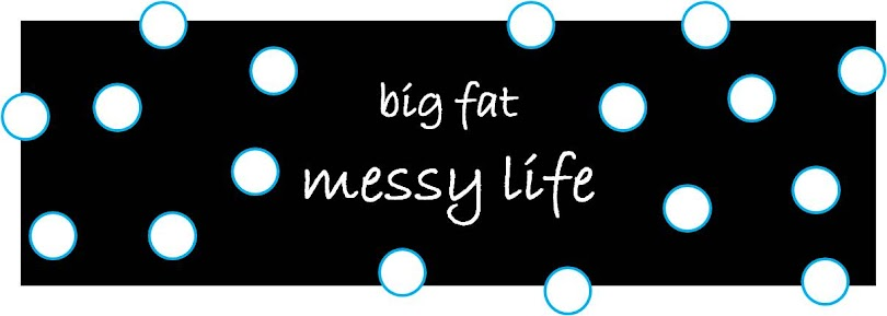 my big fat messy life