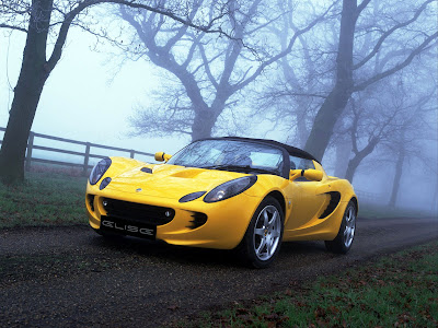 2011 Lotus Elise Wallpaper