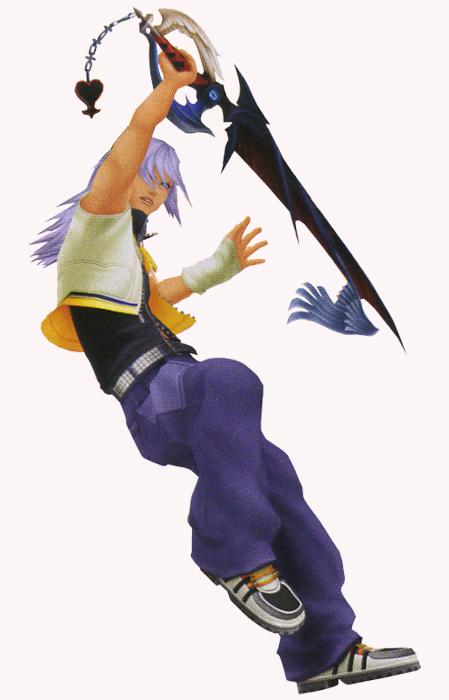 Kingdom Hearts 3D Riku2