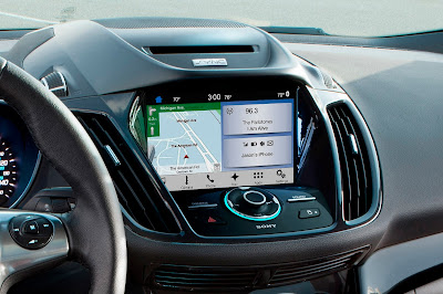 2016 Ford Escape and Fiesta Introduce SYNC 3