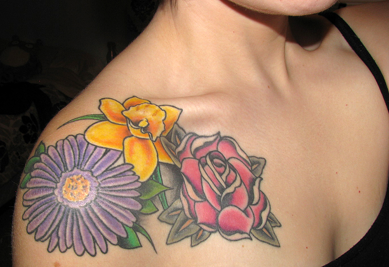 My cover-up tatt done Los Angeles, CA by @imxtana ...