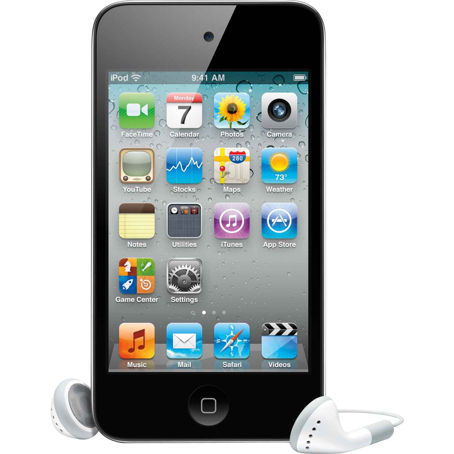 top gadget info ipod touch 4th generation. Black Bedroom Furniture Sets. Home Design Ideas