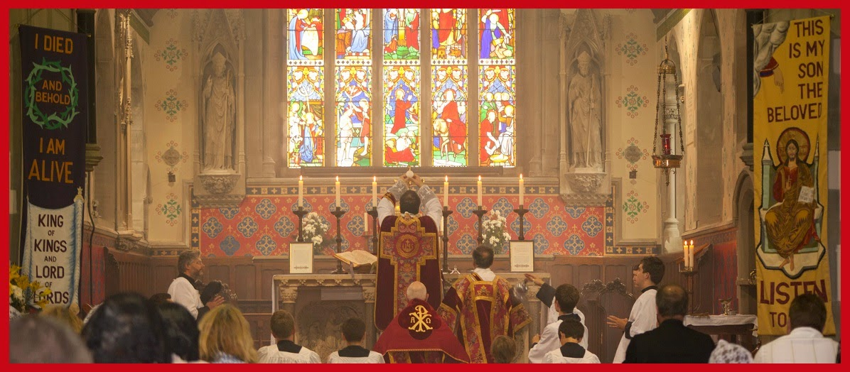 The Extraordinary Form Traditional Latin Mass according to the 1962 Missale Romanum