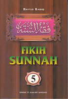 toko buku rahma: buku FIQIH SUNNAH 5, pengarang sayyid sabiq, penerbit almaarif bandung