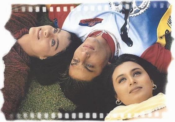 Daydream: Kuch Kuch Hota Hai, Persahabatan yang menjadi Cinta