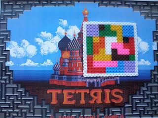 posavasos hama beads juego tetris