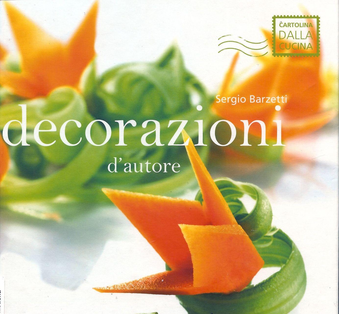 Decorazioni per piatti in cucina great banner compleanno for Decorazioni piatti
