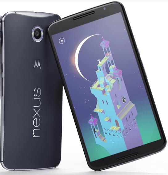 Harga Google Nexus 6 dan Spesifikasi