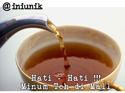 Bahaya Minum Teh di Mall Ternyata Ada Lho, Hati-Hatilah Karena Bisa Membuat Anda ...