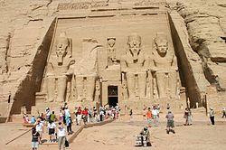 معبد أبى سمبل