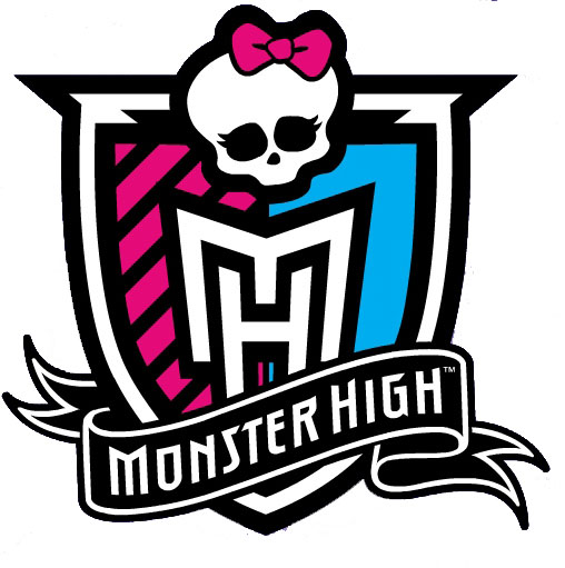 logotipo de monster high dibujos de monster high para imprimir