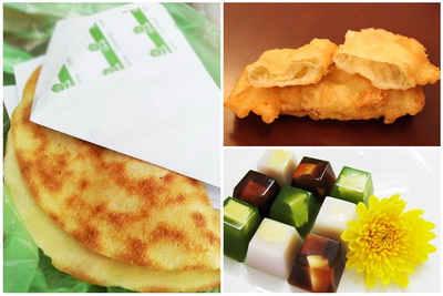 """3 """"khúc biến tấu"""" sầu riêng hấp dẫn ở Sài Gòn, sau rieng chien gion, rau cau dua sau rieng, banh sau rieng kep, ẩm thực, khám phá ẩm thực, ẩm thực sài gòn, mon ngon sai gon, dia diem an uong ngon, mon an vat ngon"""