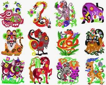 Gambar Ramalan Shio Tahun 2015 Lengkap 12 Zodiak Terbaru