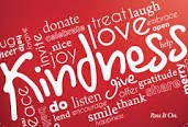 Kindness is Contagious...