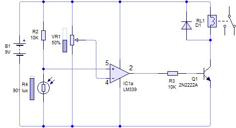 Castelecttronica manual del usuario del sensor de luz - Detector de luz ...