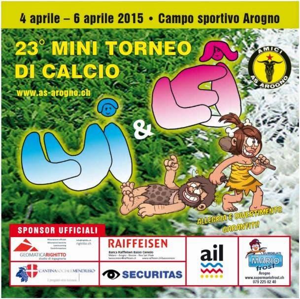 Mini - Torneo di Calcio LUI & LEI