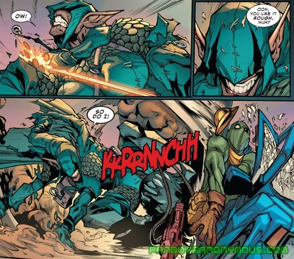Follow Carlie Cooper's descent into madness in Superior Spider-Man: Darkest Hours