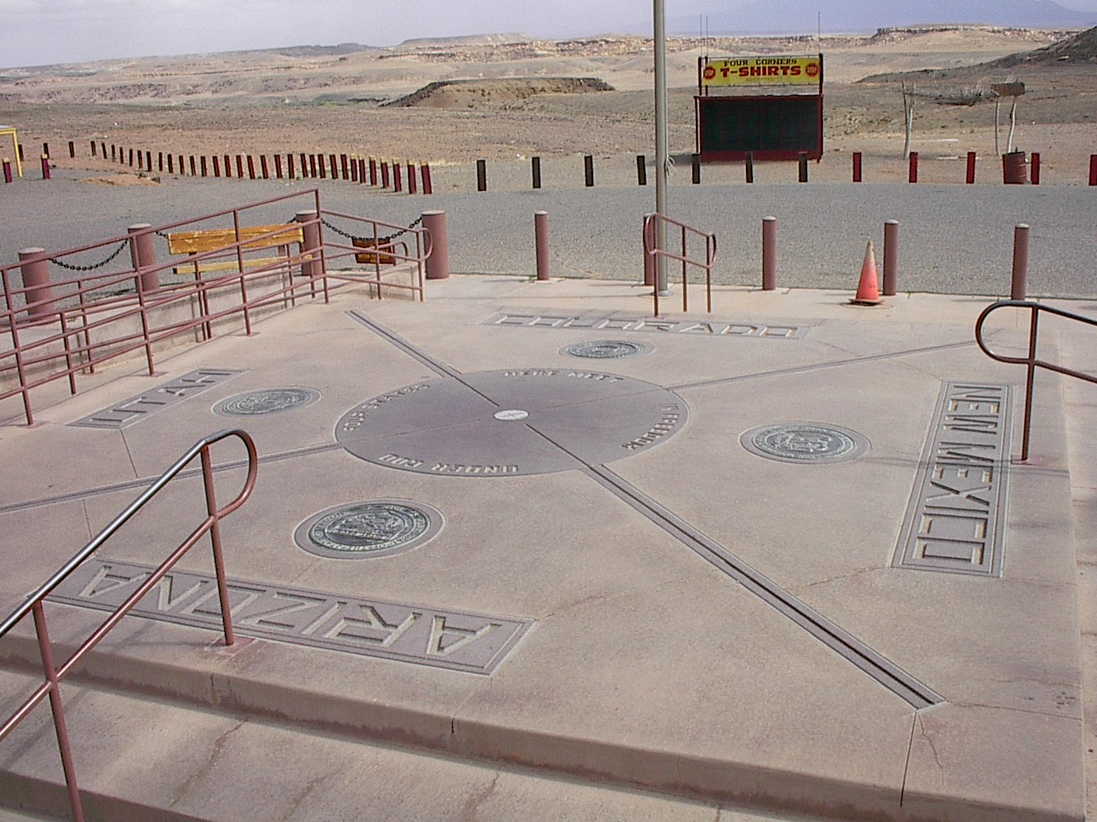 four corners - photo #1