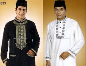 busana muslim pria terbaru