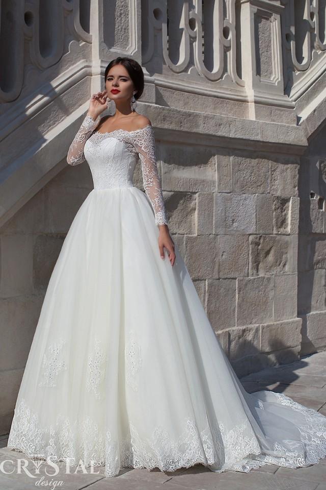 Divinos vestidos de novias | Colección Crystal 2016