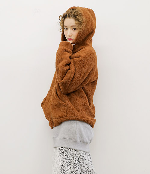 Soft Solid Colored Hoodie