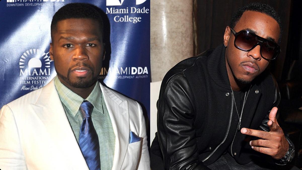 """50 Cent fica enfurecido com a Def Jam sobre o álbum do Jeremih """"Late Nights: The Album"""""""