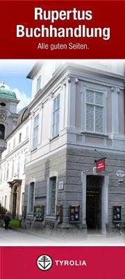 Rupertus Buchhandlung in Salzburg