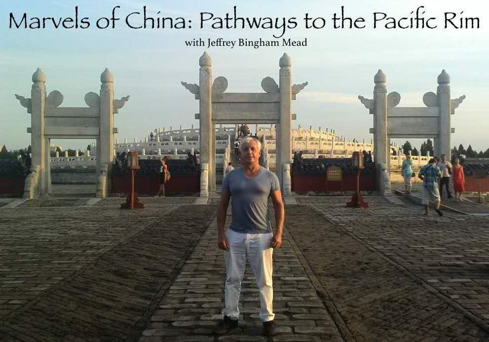Marvels of China: Pathways to the Pacific Rim on AM 1490 WGCH and Anywhere on WGCH.com