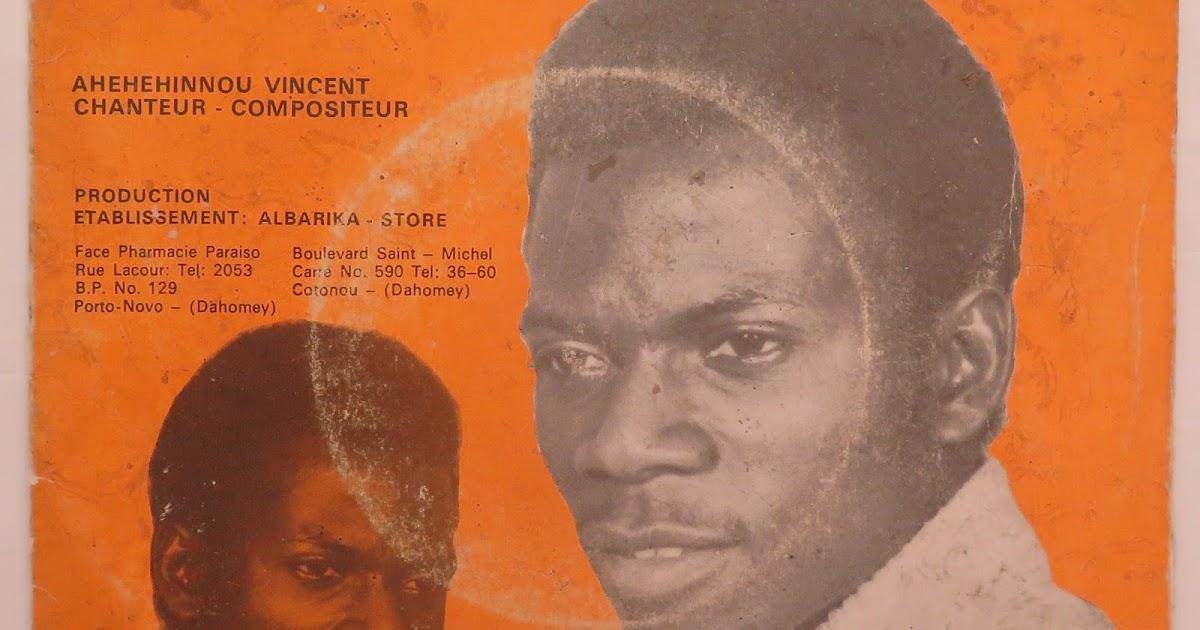 Ahehehinnou Vincent accompagne par l Orchestre Poly Rythmo de Cotonou Dahomey Kou Tche Kpo So O