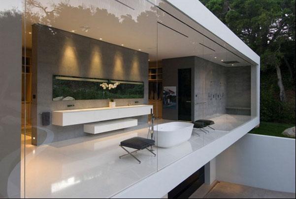 Ã¥pent hus: 10 lekre bad / 10 modern bathrooms