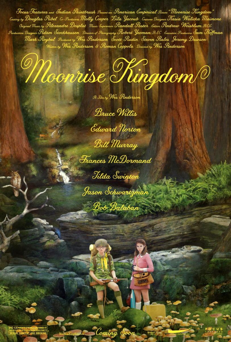 Moonrise Kingdom – DVDRIP LATINO