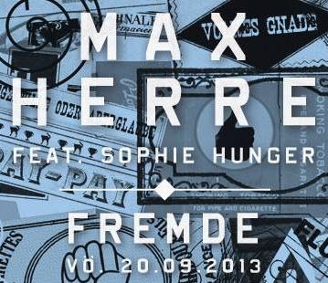 Max herre feat sophie hunger fremde download
