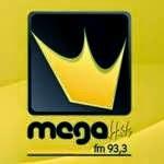 ouvir a Rádio Mega Hits FM 93,3 Foz do Iguaçu PR