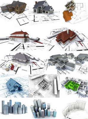 stock photo 3d construction, 3d konstruksi, konstruksi 3d, 3d max, buildings 3d, consept 3d, photo 3d consept, black white vector
